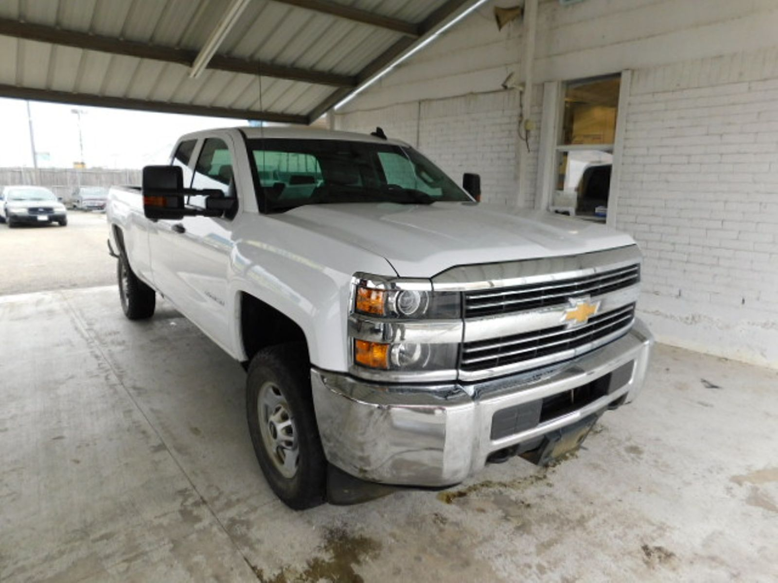 2016 Chevrolet Silverado 2500HD Work Truck city TX Randy Adams Inc