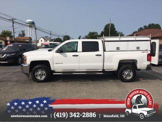 2016 Chevrolet Silverado 2500HD Work Truck in Mansfield, OH 44903