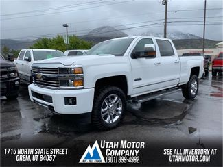 2016 Chevrolet Silverado 2500HD High Country | Orem, Utah | Utah Motor Company in  Utah