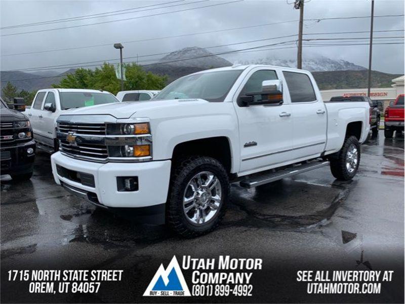 2016 Chevrolet Silverado 2500HD High Country | Orem, Utah | Utah Motor Company in Orem Utah