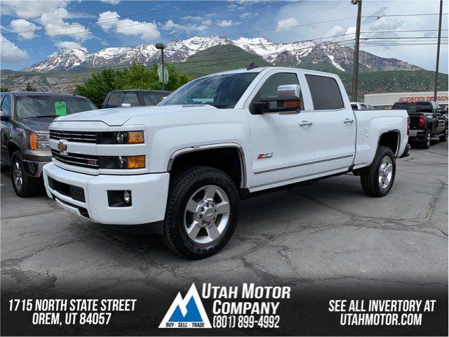 2016 Chevrolet Silverado 2500HD LTZ   Orem, Utah   Utah Motor Company in  Utah