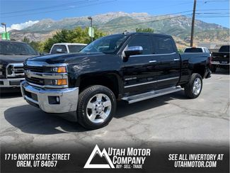 2016 Chevrolet Silverado 2500HD LTZ in , Utah 84057