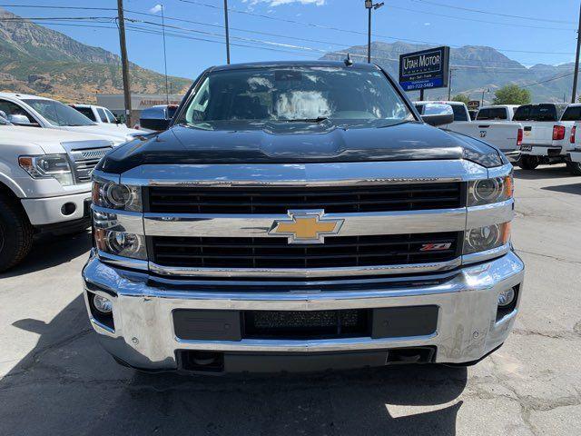 2016 Chevrolet Silverado 2500HD LTZ in , Utah 84057