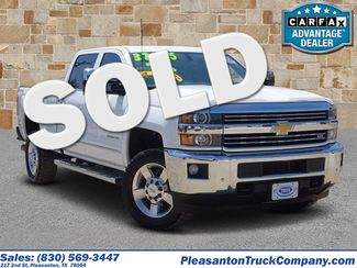 2016 Chevrolet Silverado 2500HD in Pleasanton TX