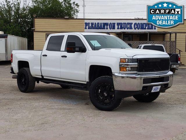 2016 Chevrolet Silverado 2500HD Work Truck in Pleasanton, TX 78064