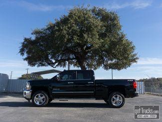 2016 Chevrolet Silverado 2500HD Crew Cab LTZ 6.6L Duramax Diesel 4X4 in San Antonio Texas, 78217