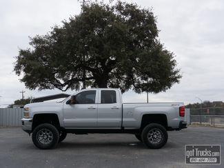 2016 Chevrolet Silverado 2500HD Crew Cab LT Z71 6.0L V8 4X4 in San Antonio Texas, 78217