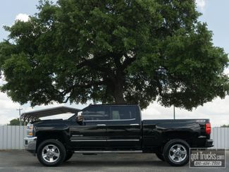 2016 Chevrolet Silverado 2500HD Crew Cab LTZ 6.6L Duramax Turbo Diesel 4X4 in San Antonio Texas, 78217