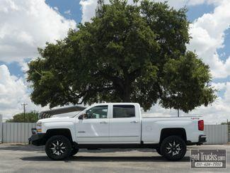 2016 Chevrolet Silverado 2500HD Crew Cab High Country 6.6L Duramax turbo 4X4 in San Antonio Texas, 78217