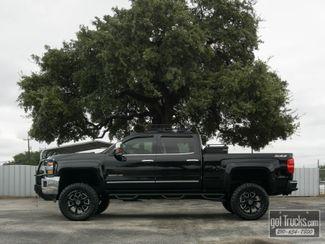 2016 Chevrolet Silverado 2500HD Crew Cab LTZ Z71 6.6L Duramax Turbo Diesel 4X4 in San Antonio Texas, 78217