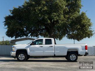 2016 Chevrolet Silverado 2500HD 4 Door Extended Cab Work Truck 6.6L Duramax Diesel in San Antonio, Texas 78217