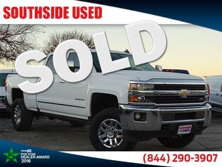 2016 Chevrolet Silverado 2500HD LTZ | San Antonio, TX | Southside Used in San Antonio TX