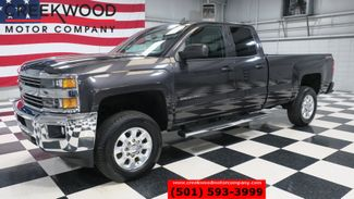 2016 Chevrolet Silverado 2500HD LT 4x4 Diesel Long Bed Chrome 18s Nav Double Cab in Searcy, AR 72143