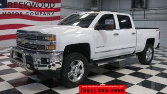 2016 Chevrolet Silverado 2500HD LTZ 4x4 Gas White Chrome 20s New Tires 1Owner NICE in Searcy, AR 72143