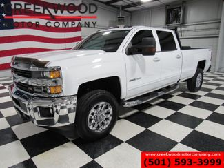 2016 Chevrolet Silverado 2500HD LT 4x4 6.0L Gas 1 Owner Long Bed White Financing in Searcy, AR 72143