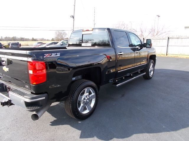 2016 Chevrolet Silverado 2500HD LTZ Shelbyville, TN 12