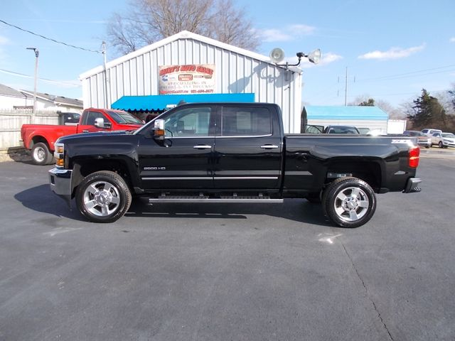 2016 Chevrolet Silverado 2500HD LTZ Shelbyville, TN 2