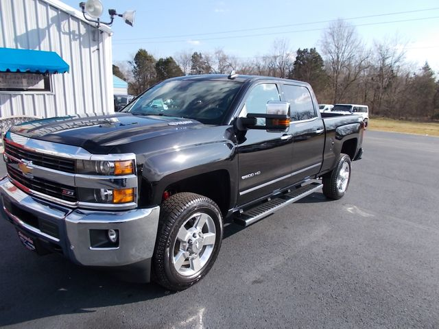 2016 Chevrolet Silverado 2500HD LTZ Shelbyville, TN 6