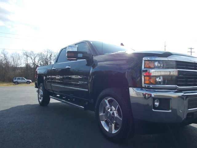 2016 Chevrolet Silverado 2500HD LTZ Shelbyville, TN 8