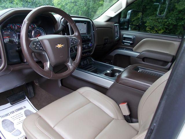 2016 Chevrolet Silverado 2500HD LTZ Shelbyville, TN 27