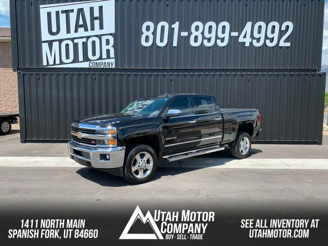 2016 Chevrolet Silverado 2500HD LTZ in Spanish Fork, UT 84660