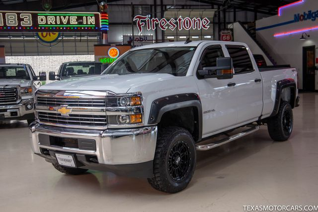 2016 Chevrolet Silverado 2500HD SRW 4X4 in Addison, Texas 75001