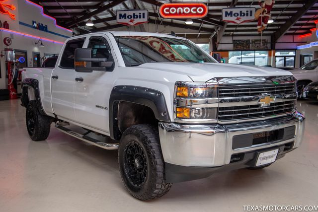 2016 Chevrolet Silverado 2500HD SRW 4X4 in Addison, Texas 75001