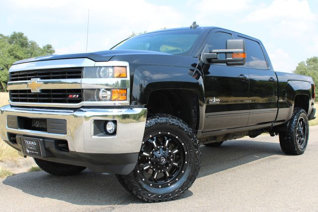 2016 Chevrolet Silverado 2500HD LT Z71 4X4 in Temple, TX 76502
