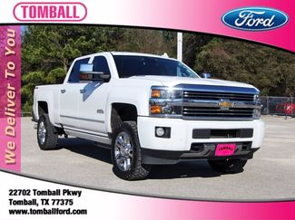 2016 Chevrolet Silverado 2500HD High Country in Tomball, TX 77375
