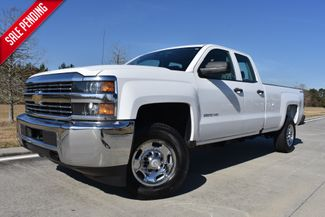 2016 Chevrolet Silverado 2500HD Work Truck in Walker, LA 70785