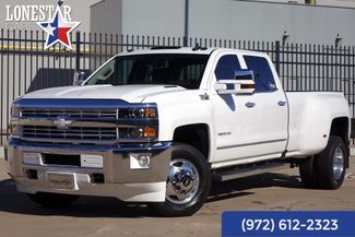 2016 Chevrolet Silverado 3500 LTZ Diesel 4x4 Auxillary Tank Warranty One Owner in Plano, Texas 75093