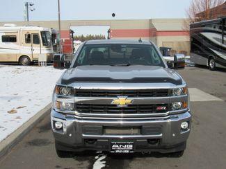 2016 Chevrolet Silverado 3500HD 4x4 LTZ 6.6L T.Diesel Bend, Oregon 4