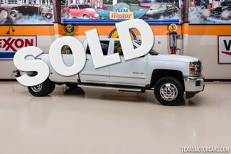 2016 Chevrolet Silverado 3500HD LTZ 4X4 Dually in Addison Texas, 75001
