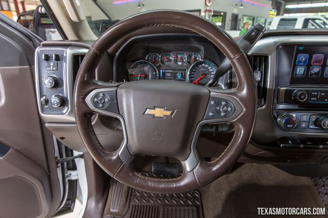 2016 Chevrolet Silverado 3500HD LT 4X4 in Addison Texas, 75001