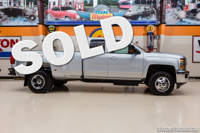 2016 Chevrolet Silverado 3500HD LT 4X4