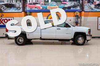 2016 Chevrolet Silverado 3500HD 4X4 Dually Work Truck in Addison Texas, 75001