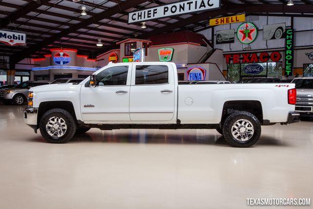 2016 Chevrolet Silverado 3500HD High Country 4X4 in Addison, Texas 75001