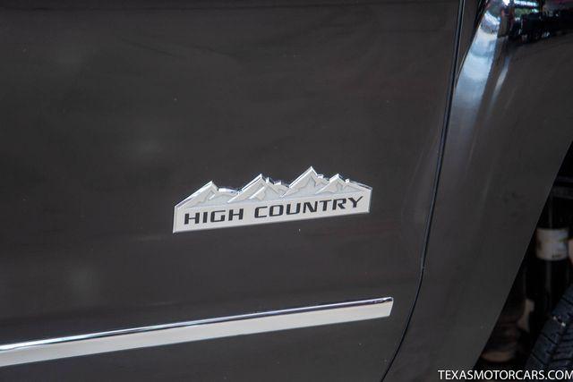 2016 Chevrolet Silverado 3500HD High Country DRW 4x4 in Addison, Texas 75001