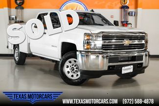 2016 Chevrolet Silverado 3500HD Work Truck in Plano, TX 75075