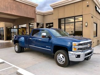 2016 Chevrolet Silverado 3500HD LTZ 4x4 in Bullhead City Arizona, 86442-6452