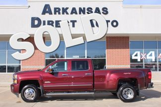 2016 Chevrolet Silverado 3500HD High Country 4x4 Duramax Conway, Arkansas