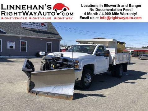 2016 Chevrolet Silverado 3500HD Work Truck in Bangor