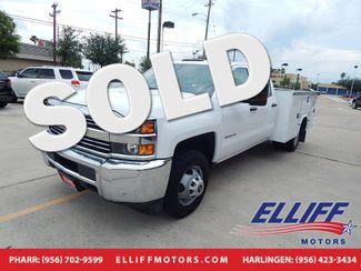 2016 Chevrolet Silverado 3500HD Service Utilitybed Work Truck in Harlingen, TX 78550