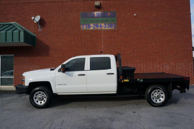 2016 Chevrolet Silverado 3500HD Work Truck in Loganville, Georgia 30052