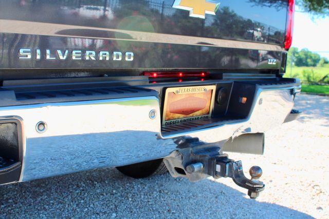2016 Chevrolet Silverado 3500HD LTZ Crew Cab 4x4 6.6L Duramax Diesel Allison Auto Sealy, Texas 20