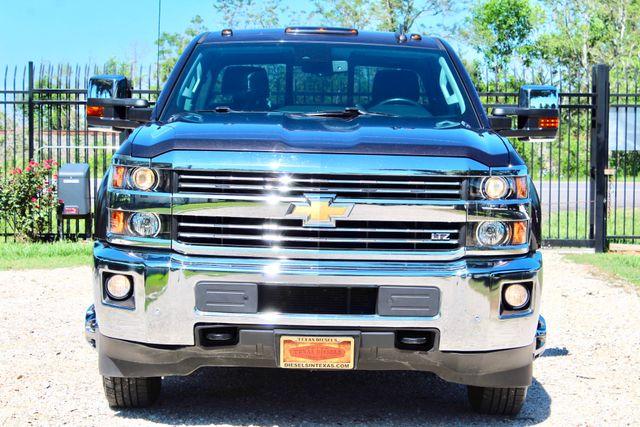 2016 Chevrolet Silverado 3500HD LTZ Crew Cab 4x4 6.6L Duramax Diesel Allison Auto Sealy, Texas 3
