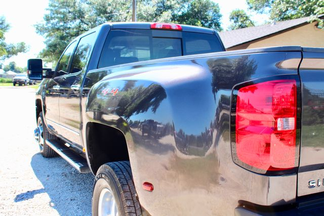 2016 Chevrolet Silverado 3500HD LTZ Crew Cab 4x4 6.6L Duramax Diesel Allison Auto Sealy, Texas 8