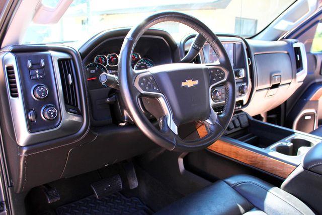 2016 Chevrolet Silverado 3500HD LTZ Crew Cab 4x4 6.6L Duramax Diesel Allison Auto Sealy, Texas 34