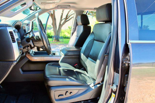 2016 Chevrolet Silverado 3500HD LTZ Crew Cab 4x4 6.6L Duramax Diesel Allison Auto Sealy, Texas 35