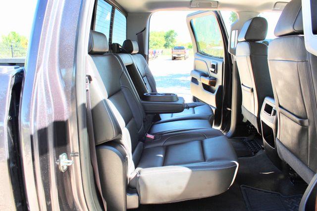 2016 Chevrolet Silverado 3500HD LTZ Crew Cab 4x4 6.6L Duramax Diesel Allison Auto Sealy, Texas 44